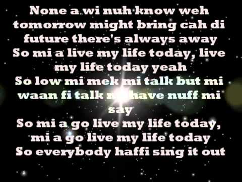 I love my life lyrics