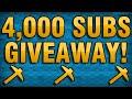 ServerMiner 4,000 Subscriber GIVEAWAY!