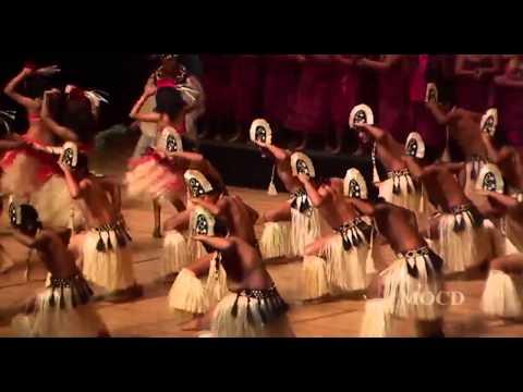 Te Maeva Nui - Mangaia Kapa Rima