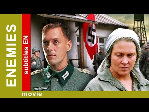 Enemies. Russian Movie. Drama. English Subtitles. The Rock Films. StarMediaEN