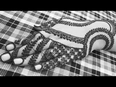 Download Video Khaleeji Henna Design 45 Heena Vahid Download