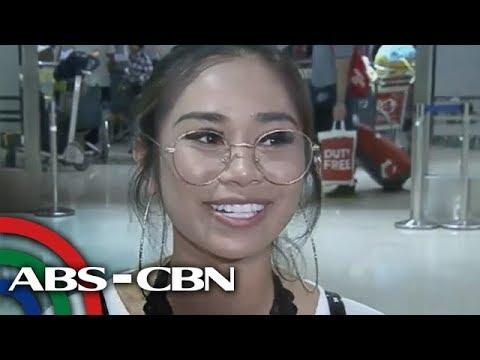 UKG: Jessica Sanchez, balik-Pilipinas!