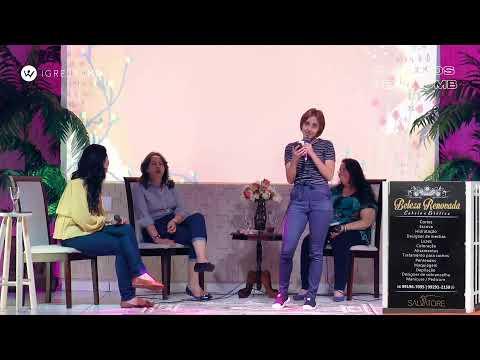 Live para Mulheres com Pra. Janete e Pra. Esmeni - RELACIONAMENTOS