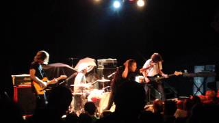 Plague Vendor - clip 1 - 6/9/15 Music Hall of Williamsburg, Brooklyn