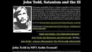 (1) Meget overbevisende vidneudsagn fra JOHN TODD. nr 1/2 (Engelsk) 3:39:23