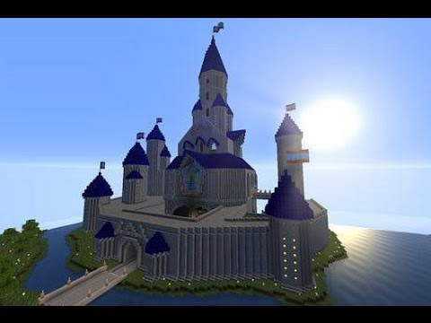 MINECRAFT TUTORIAL  HOW TO EASILY BUILD EPIC CASTLE  YouTube