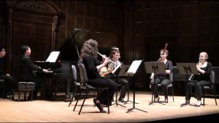 Joong-Han Jung - F. Poulenc Sextet for Piano and Wind Quintet Op. 100