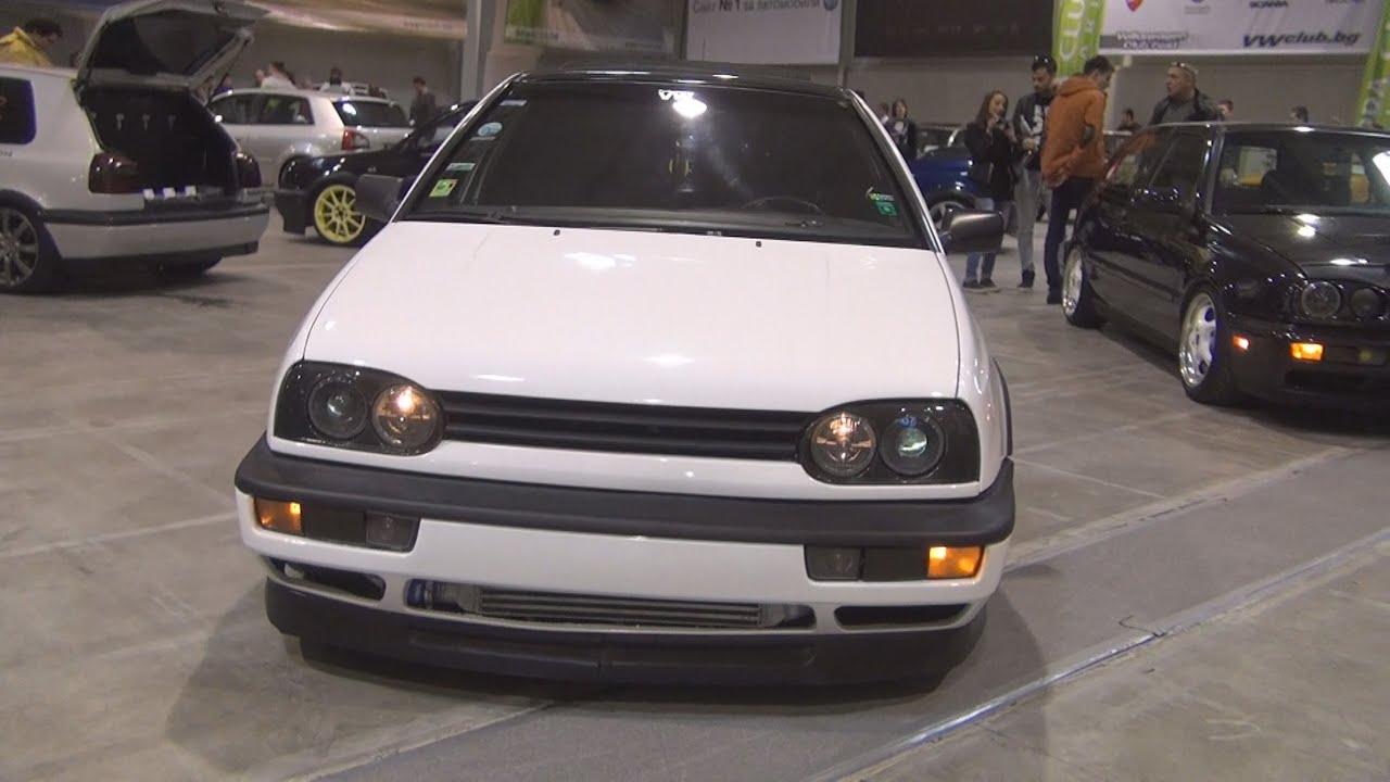Volkswagen Golf Mk3 (1996) Exterior and Interior in 3D - YouTube