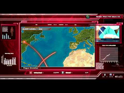 Plague Inc: Cinematic Trailer - Android gameplay