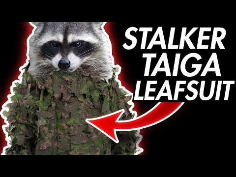 Watch This Before Buying The Stalker Taiga Leafsuit !
