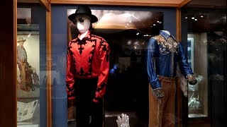 #854 MICHAEL JACKSON's Western Wear at the AUTRY MUSEUM - Daily Travel Vlog (12/8/18)