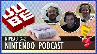 JUBE Nintendo Podcast 3-2 | Super Nintendo Classic Edition