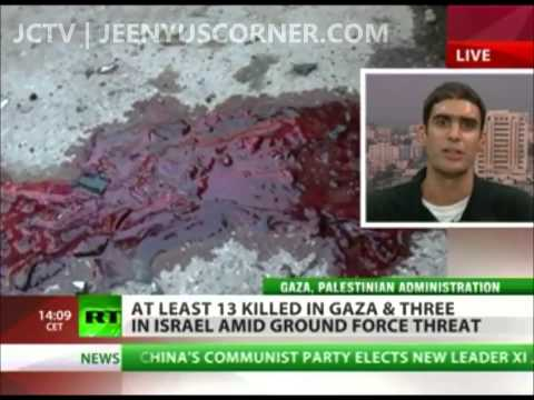 Nowhere to hide: Israeli bombs 'rain down' on defenseless Gaza civilians