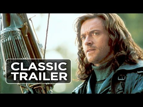 Van Helsing Official Trailer #1 (2004) - Hugh Jackman, Kate Beckinsale Movie HD