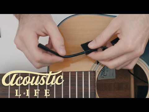 Consider THIS Internal Acoustic Guitar Mic Pickup (AT80)