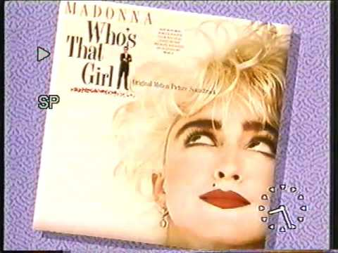 Madonna - Who's That Girl - Tour And Film News Reports - 1987