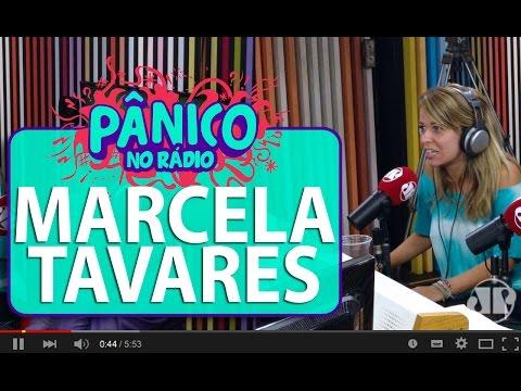 Marcela Tavares fala sobre polêmica com cantora gospel Ana Paula Valadão | Pânico