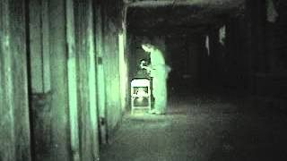 Tom Halstead at Waverly Hills Sanatorium in 2006