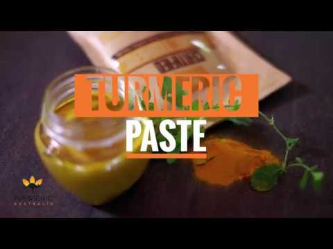 Turmeric Golden Paste, for humans & animals