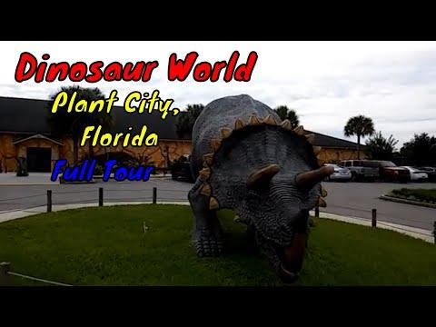 Dinosaur World in Plant City, Florida