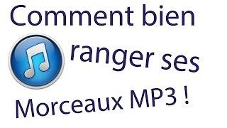 Comment Trier Ses Morceaux MP3 Sous Windows - Cas PRATIQUE