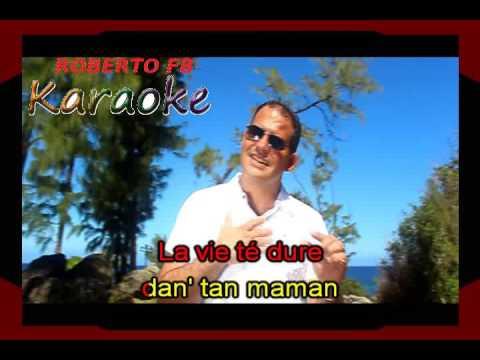 LA VIE TE DURE  GUY NOEL GRONDIN version chanté