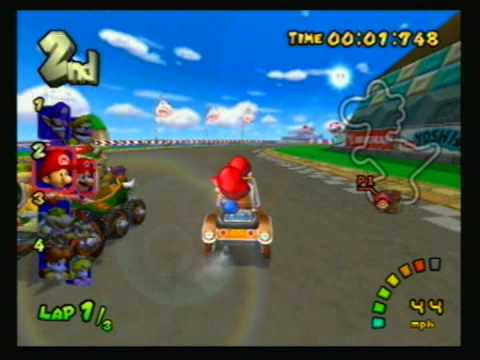 Mario Kart: Double Dash - 2003 - 100cc: Star Cup