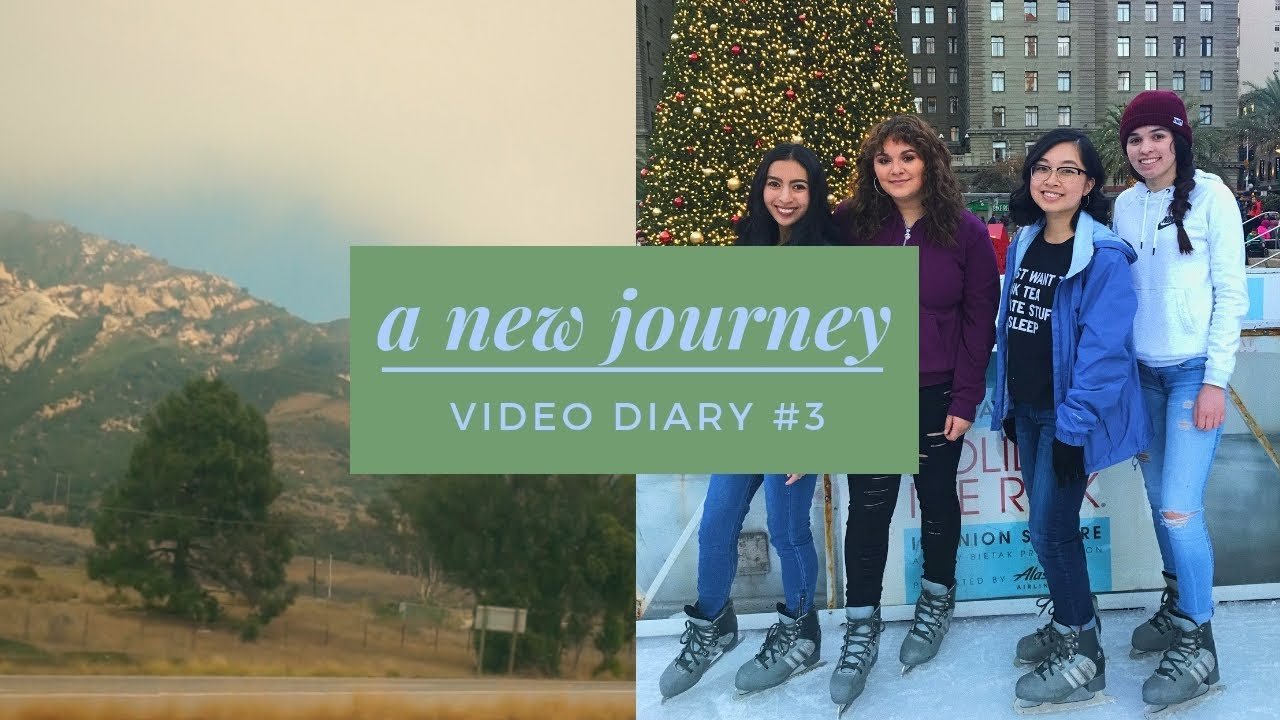 A new journey   video diary #3 image