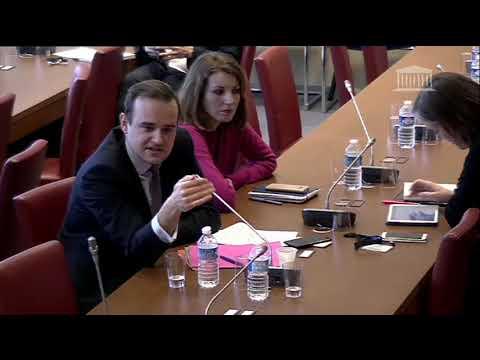 Question en Commission des finances - Table ronde sur la réforme fiscale américaine 21/03/2018