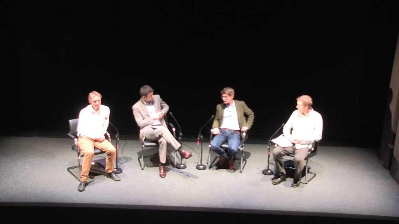 Panel Discussion: Can Business Ever Be Green? - YouTube