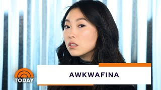 Awkwafina On Connecting With The Story Behind 'The Farewell' | TODAY thumbnail