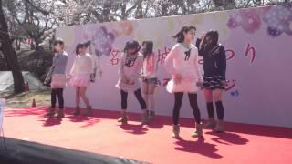 2012年4月7日チームしゃちほこデビューイベントのリハーサルの模様です...