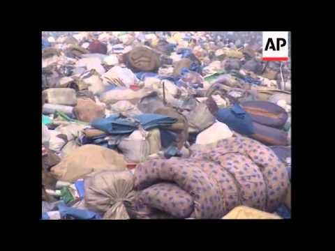ZAIRE: ETAT MAJEUR: HUTU MILITIA GROUP DESERT HEADQUARTERS