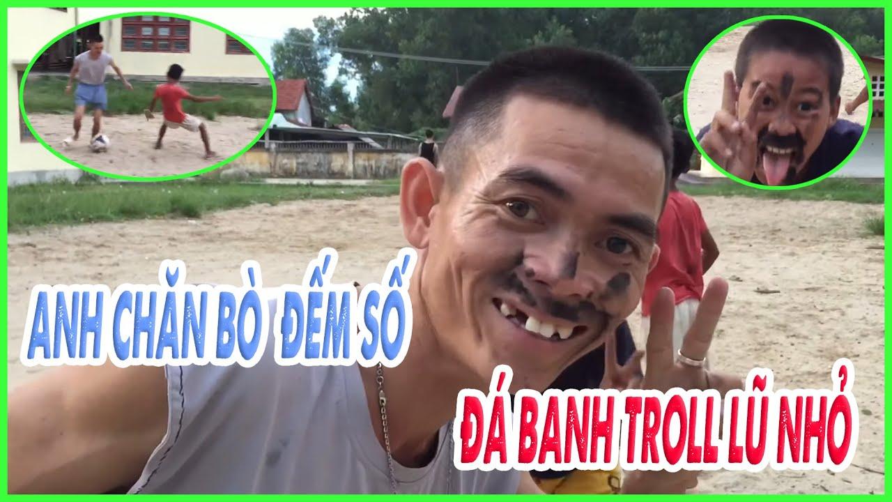 Thánh Đếm Số Vừa ⚽️ Đá Banh ⛹🏾♀️ Quẹt Lọ Nghẹ ⛹🏾♀️Vừa Làm Đội Trưởng ⚽️   Ytiet Official