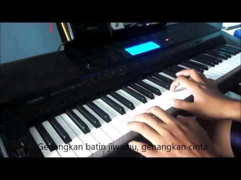 Dewa 19 - Cintakan Membawamu Kembali Piano