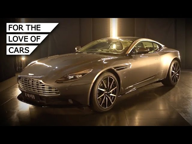 Aston Martin Db11 Colors Pick From 11 Color Options Oto