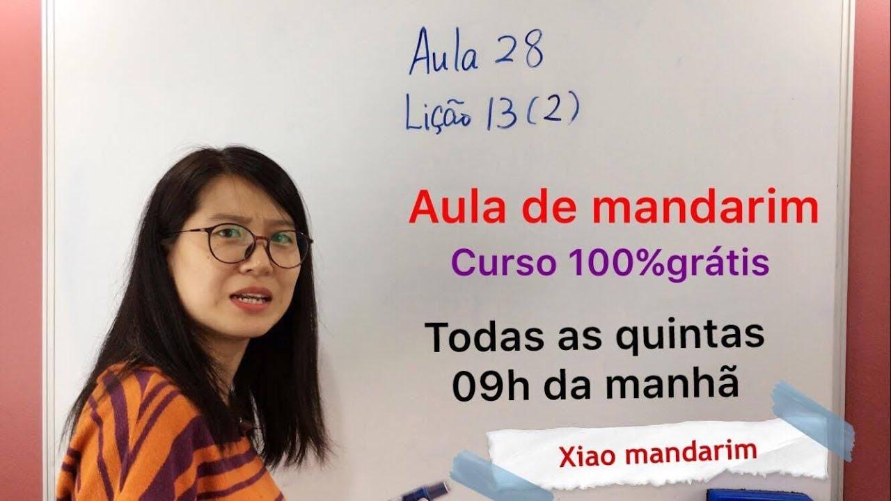 AULAS DE MANDARIM