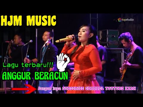 HJM MUSIC ANGGUR BERACUN (WIDYA M) LIVE KEPOK JEPARA