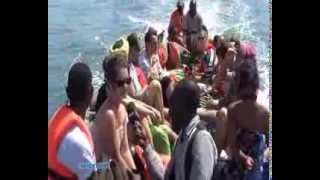 """PARADIS TROPICAL """"la plus grande plage de la Guinée"""""""