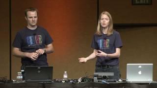 Google I/O 2011: Speedy Maps
