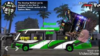 Mod pack bus indonesia gtasa android