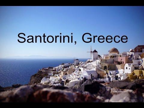 Santorini, Greece Gopro June 2015
