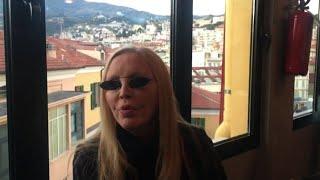 Sanremo, Patty Pravo: mi sono divertita con la mia passeggiatina