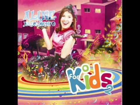 """Aline Nascimento ' PARA O SEU LOUVOR"""" (EXCLUSIVA) FOR KIDS 2"""