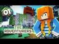 So much trolling! | The Adventurers - Minecraft SMP | Ep.01