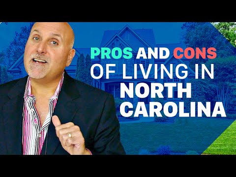 Pros and Cons of Living in North Carolina (Charlotte the Queen City)
