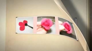 хотите сделать розу из мастики для торта?