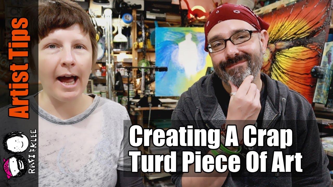 Crap Turd Art Sunday