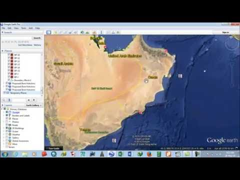 How to convert UTM coordinate to Degree Min Sec , Degree decimal and othrs using Google Earth