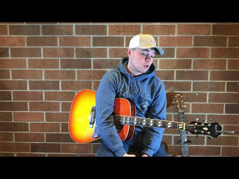 Drunk Me Mitchell Tenpenny Cover